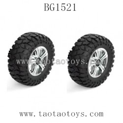 Subotech BG1521 Parts-Wheels Complete