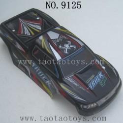 XINLEHONG Toys 9125 Truck Parts-25-SJ01 Car shell