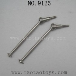 XINLEHONG Toys 9125 Parts-Front Drive Shaft Set 25-WJ03