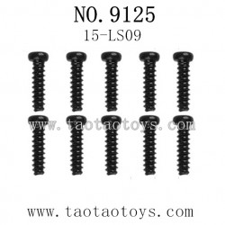 XINLEHONG Toys 9125 Parts-Round Headed Screw 15-LS09