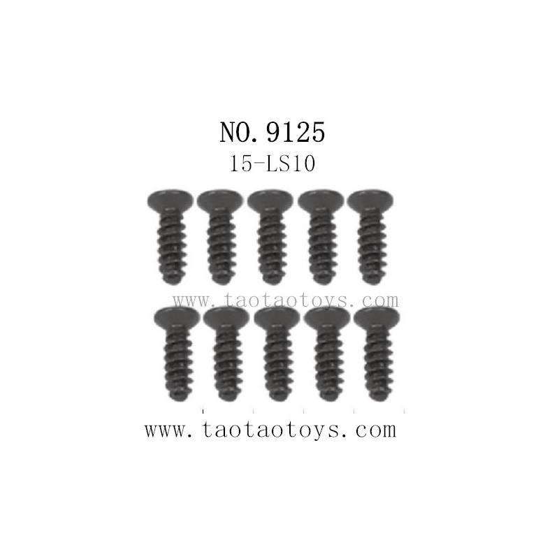 XINLEHONG Toys 9125 Parts-Countersunk Head Screw 15-LS10