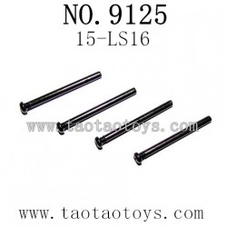XINLEHONG Toys 9125 Parts-Round Headed Screw 15-LS16