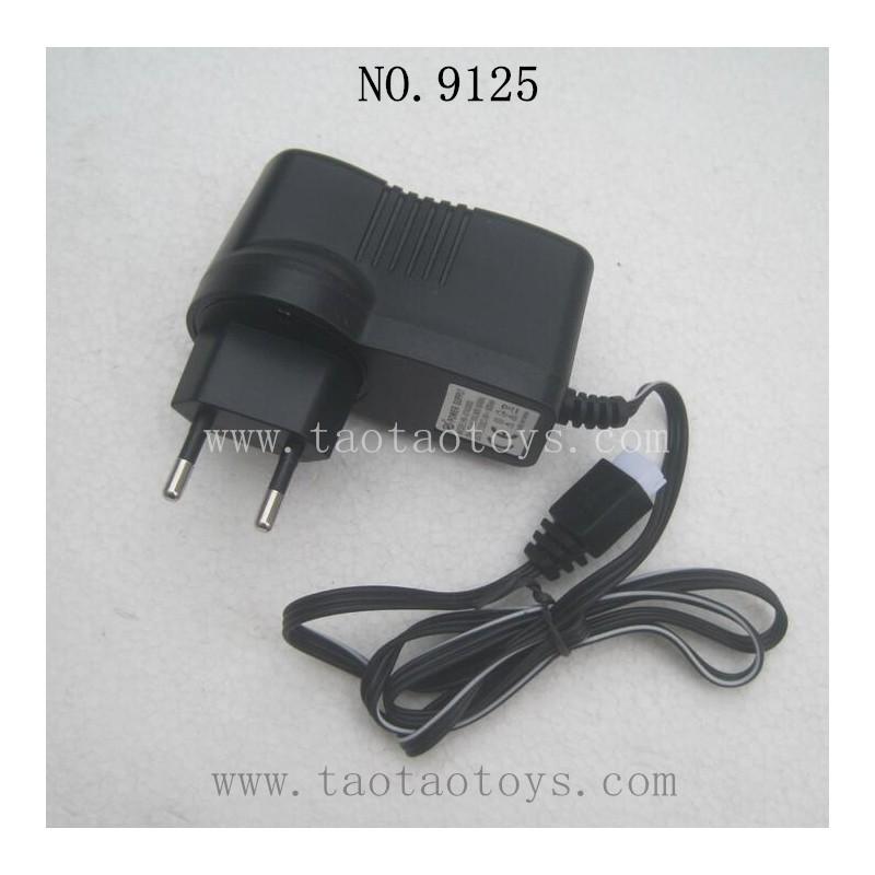 XINLEHONG Toys 9125 Parts-EU Plug Charger 25-DJ03