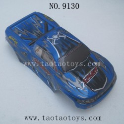 XINLEHONG Toys 9130 RC Truck Parts-Car Shell-Blue 30-SJ02