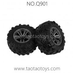 XINLEHONG TOYS Q901 RC Truck Parts, Tire