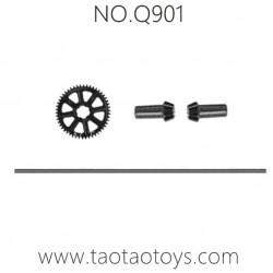 XINLEHONG TOYS Q901 RC Truck Parts, Main Drive Shaft assembly