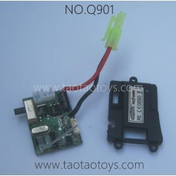 XINLEHONG TOYS Q901 RC Truck Parts, Circuit Board