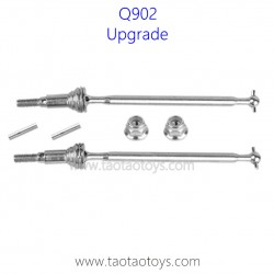 XINLEHONG TOYS Q902 RC Truck Parts-Metal Drive Shaft