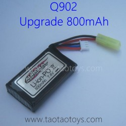 XINLEHONG TOYS Q902 RC Truck Parts-Battery 7.4V 800mAh