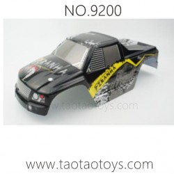 PXTOYS 9200 PIRANHA Parts-Car Body Shell