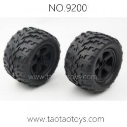 PXTOYS 9200 PIRANHA Parts-Tire PX9200-29