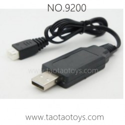 PXTOYS 9200 PIRANHA Parts-7.4V USB Charger