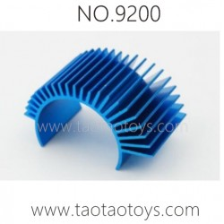 PXTOYS 9200 PIRANHA Parts-Heat Sink