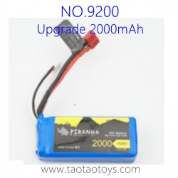 PXTOYS 9200 PIRANHA Upgrade Parts-Battery 2000mAh