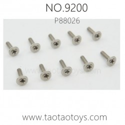PXTOYS 9200 PIRANHA Parts-Screw P88026