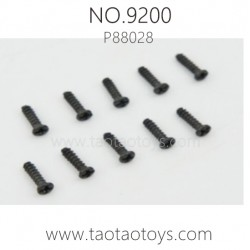 PXTOYS 9200 PIRANHA Parts-Screw P88028