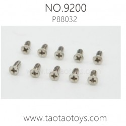 PXTOYS 9200 PIRANHA Parts-Screw P88032
