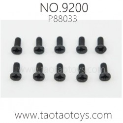 PXTOYS 9200 PIRANHA Parts-Screw P88033