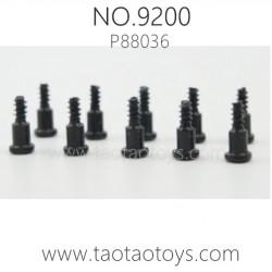 PXTOYS 9200 PIRANHA Parts-3X10 Screw P88036