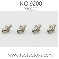 PXTOYS 9200 PIRANHA Parts-Ball Head Screw P88037