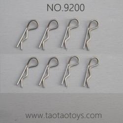 PXTOYS 9200 PIRANHA Parts-Body Clip P88034