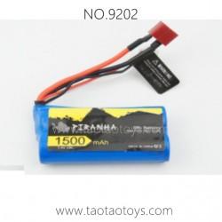 PXTOYS 9202 Parts-Battery 7.4V 1500mAh
