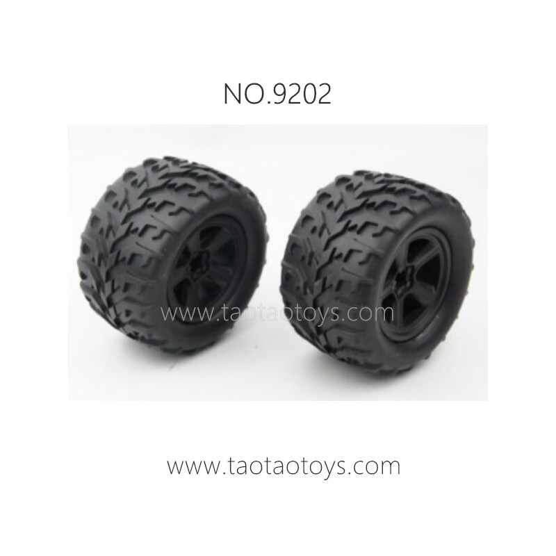 PXTOYS 9202 Parts-Tires