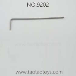 PXTOYS 9202 Parts-2mm Inside Hexagon Wrench