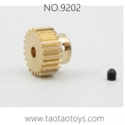 PXTOYS 9202 Parts-Motor Gear 22T