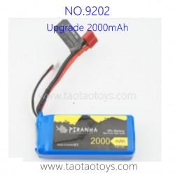 PXTOYS 9202 Upgrade Parts-Battery 7.4V 2000mAh