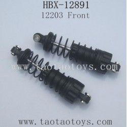 HBX 12891 Parts-Front Shock Absorbers