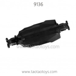 XINLEHONG TOYS 9136 Parts-Car Chassis