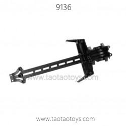 XINLEHONG TOYS 9136 Parts-Rear Gear Box Cover