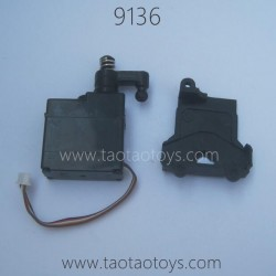 XINLEHONG TOYS 9136 Parts-5 Wires Servo