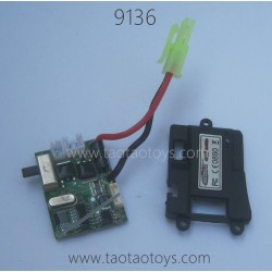 XINLEHONG TOYS 9136 Parts-Circuit Board