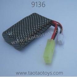 XINLEHONG TOYS 9136 Parts-Battery