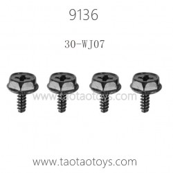 XINLEHONG TOYS 9136 Parts-Lock nut