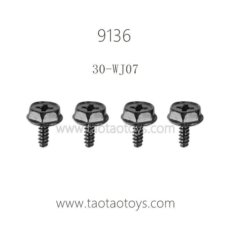 XINLEHONG TOYS 9136 Parts-Lock nut