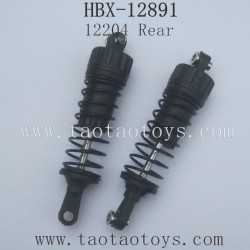 HBX 12891 Parts-Rear Shock Absorbers 12204
