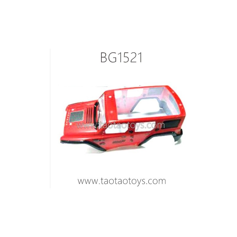 Subotech BG1521 RC Crawler Parts-Car Shell