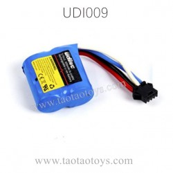 UDI009 Rapid RC Boat Battery Parts