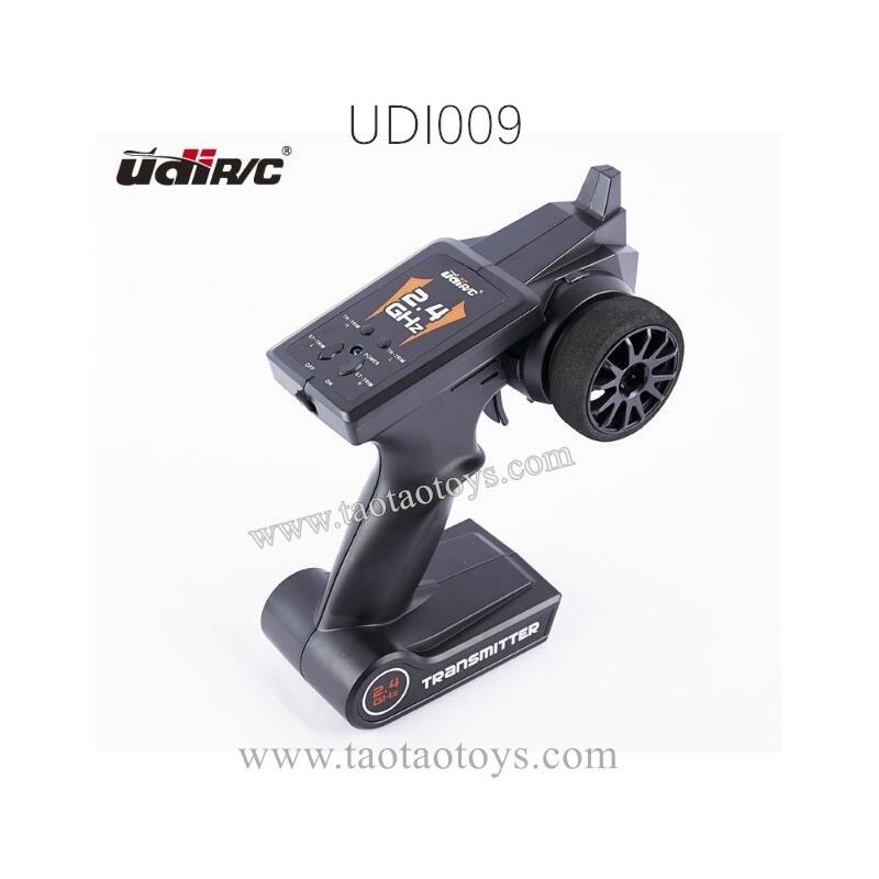 UDI009 RC Boat Parts, 2.4G Transmitter