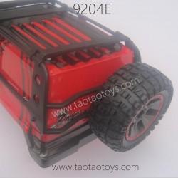 ENOZE OFF-Road 9204E Parts Car Body Shell Red