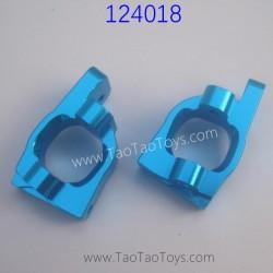 WLTOYS 124018 Upgrade Metal Parts C-Type Seat Blue