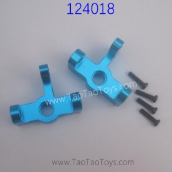 WLTOYS 124018 1/12 RC Car Upgrade Parts Front Wheel Seat