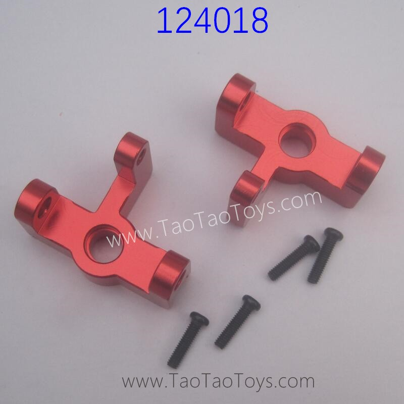 WLTOYS 124018 1/12 Upgrade Parts Front Wheel Seat