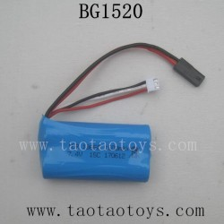 SUBOTECH BG1520 Guard Truck Parts-Battery