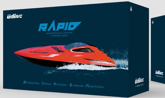 UDIRC UDI009 Rapid