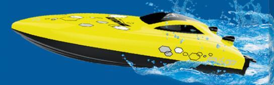 UDI008 GALLOP RC Boat