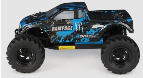 HBX 18859E2 RAMPAGE RC MONSTER Truck